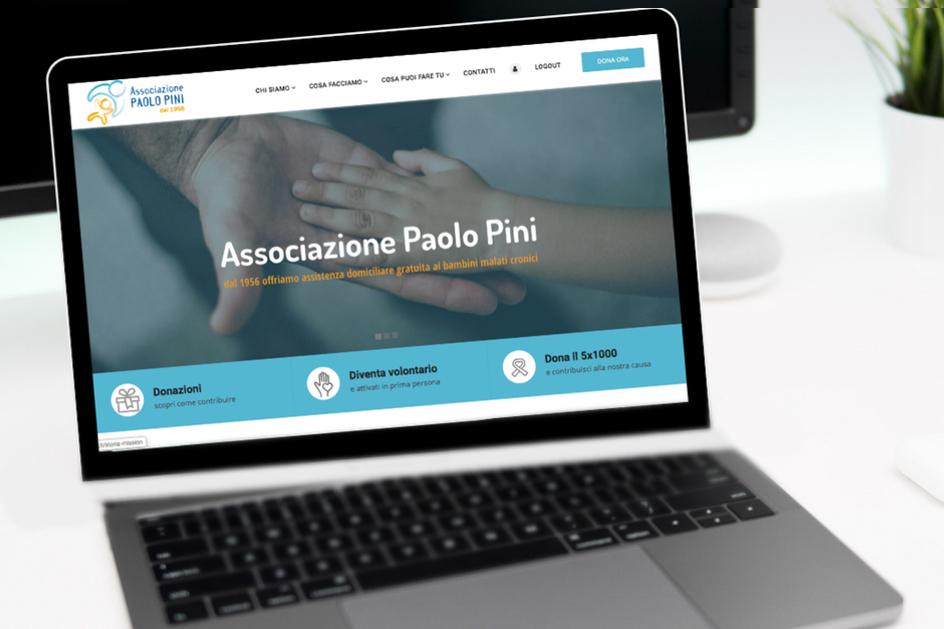 Una bella novità: nuovo sito Associazione Paolo Pini